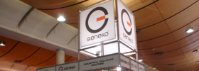 Geneko at Hannover industrial show
