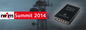 Geneko at M2M Summit 2014