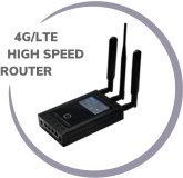 4G/LTE HIGH SPEED ROUTER