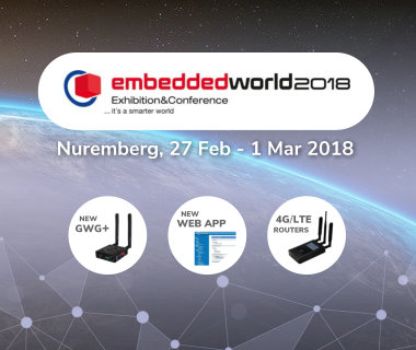 Geneko at Embedded World 2018
